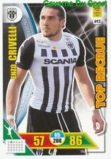 493 ENZO CRIVELLI AMIENS.SC TOP RECRUE CARTE CARD ADRENALYN LIGUE 1 2018 PANINI