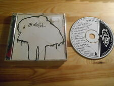 CD punk Dead fucking last-Grateful (1 chanson/25min) promo épitaphe Europe JC