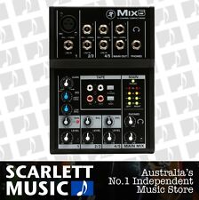 Mackie Mix5 5 Channel Compact Mix-5 Mixer  *BRAND NEW*