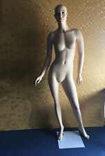 Female Mannequin Skin color Tailor Dummy Dress Shop Window Display 071-057