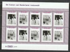 Nederland NVPH 2489 A79-80 Canon van Nederland Indonesie 2007 Postfris