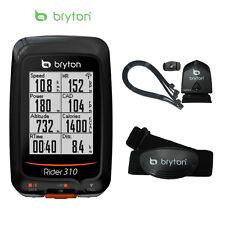 BRYTON Rider 310T GPS con fascia cardio HRM e sensore di cadenza BR310T