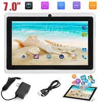 "Q88 7.0"" Android 4.4 Quad Core 4GB ROM 512MB RAM WiFi 1.3MP G-Sensor Tablet PC"