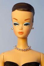 Barbie Vintage FR Handmade Necklace Earrings Bracelet Rhinestone Jewelry NE1457