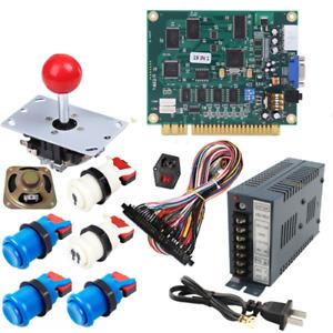 Arcade Classics Horizontal 19 in 1  Arcade Kit for 1 player DIY Arcade jamma kit