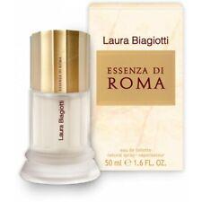 Laura Biagiotti Essenza Di Roma Woman 50ml Eau de Toilette EDT NEW