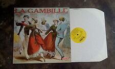 LP PAUL DOTTEL - LA GAMBILLE / excellent état