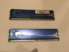 G.SKILL F2-6400CL5D-4GBPQ 4GB (2x2GB) Kit of 2 DDR2 PC2-6400 NON ECC
