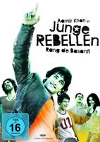 JUNGE REBELLEN-RANG DE BASAN - RANG DE BASANTI   DVD NEU