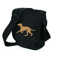 Greyhound Lurcher Bag Shoulder Bags Handbags Mothers Day Gift % to Hound Charity