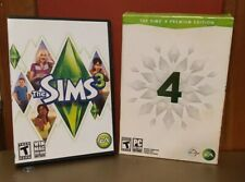 The Sims 3 & Sims 4 Premium Edition Pc Game Lot