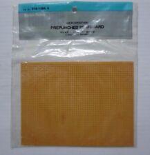 "RadioShack 4&1/2"" x 6"" Microminiature Prepunched Prefboard 276-1394 A -8"