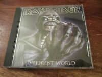IRON MAIDEN - DIFFERENT WORLD CD 2006 SANCTUARY