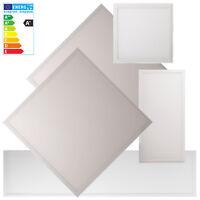 LED Panel Ultraslim 12-48W Deckenleuchte Pendelleuchte Wandleuchte Einbauleuchte