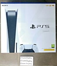 PS5 PlayStation 5 Disk Version SEALED BRAND NEW ✅TRUSTED SELLER 🚚FAST DISPATCH
