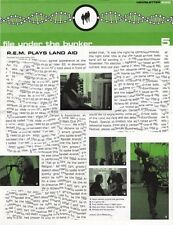 R.E.M. Fanclub Newsletter 2002 Vol.5