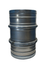 55 Gallon 304 Sanitary Stainless Steel Drum 4pack