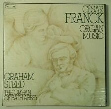 César Franck: Organ Music - The Organ of Bath Abbey, 3LP Box, L'Oiseau-Lyre M/NM