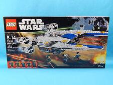 Lego Star Wars 75155 Rebel U-Wing Fighter 659pcs New Sealed 2016