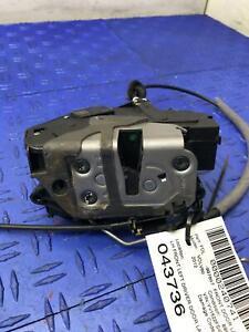 2011 - 2018 VOLVO S60 FRONT LEFT DRIVER DOOR LATCH LOCK ACTUATOR 31301737
