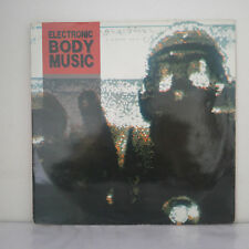 Various ‎– This Is Electronic Body Music - Vinyl, LP, Compilation - belgium 1988