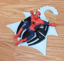 Marvel DecoPac Plastic Spider-Man Door Hanger / Cake Topper Only **READ**