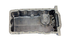 Engine Oil Pan w/o Oil Level Sensor Hole For VW OEM # 038-103-601NA