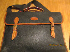 Mulberry Vintage Navy  Satchel Bag Excellent Original with Shoulder strap .