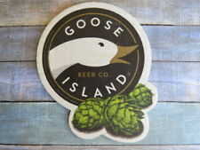 Beer Coaster ~ GOOSE ISLAND Brewery ** Additional Coasters $0.25 S&H Worldwide