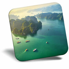 Awesome Fridge Magnet - Halong Bay Vietnam Landscape Cool Gift #3338