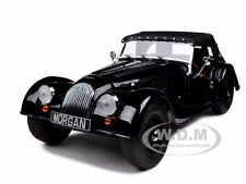 MORGAN 4/4 SPORTS BLACK 2008 EDITION 1/18 DIECAST MODEL CAR BY KYOSHO 08115