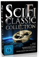 Science-Fiction Classic Box - SS-X-7 Panik im Weltraum u.a. - 3 DVD Box - Neu