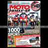 MOTO JOURNAL N°2002 APRILIA 1000 RSV4 FACTORY KTM RC8 R GRAND PRIX LE MANS 2012