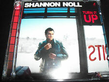 Shannon Noll Turn It Up Limited Edition CD DVD – Like New