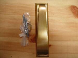 Croft 1750 Plain Door Knocker