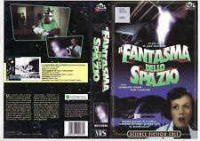 Il fantasma dello spazio (1953) VHS