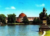 Bremen , Parkhotel , Ansichtskarte, 1978 gelaufen