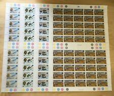 FULL SHEETS Sierra Leone 1985 680-3 - Civil Aviation Org - Set of Sheets - MNH