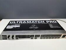 Behringer Ultramatch Pro SRC2496 Audiophile 24-bit/96kHz A/D-D/A