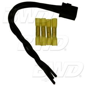 Blower Resistor Connector  BWD Automotive  PT1017