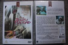 THE THIEF OF BAGDAD RARE DELETED DVD REGION 4 PAL 1940 FILM SABU & CONRAD VEIDT