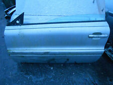 VOLVO C70 MK1 CONVERTIBLE 2002 NS PASSENGER SIDE DOOR GLASS REGULATOR SILVER