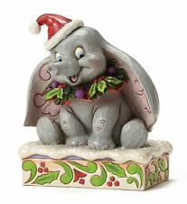 Disney Traditions Sweet Snow Fall (Dumbo 75th) Figurine by Jim Shore NEW  27318
