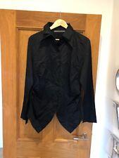 Gorgeous Women's Cora Kemperman Black Long Sleeve Shirt Size XL Worn Twice