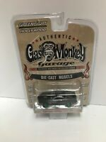 GREENLIGHT 1/64 GAS MONKEY 1969 Ford Mustang  BOSS 429 CHASE