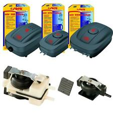 Sera Precision Air Pump's and Spares 110,275,550 Aquarium Pond *GENUINE*