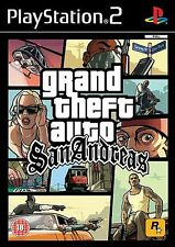 Grand Theft Auto GTA San Andreas PS2 playstation 2 jeux games spelletjes 1073