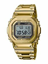 G-SHOCK GOLD 35th Limited GMW-B5000TFG-9 CASIO EMS F/S NEW