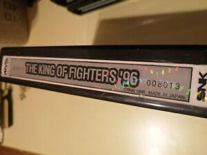 Neogeo Mvs KING OF FIGHTERS '96 ORIGINAL Holo Label Workin 100% Arcade Pcb Jamma
