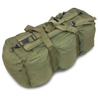 98L Large Big Men's Military Army Travel Bag Holdall Carryall Backpack Green